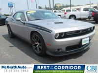 Silver Priced below KBB Fair Purchase Price!2018 Dodge