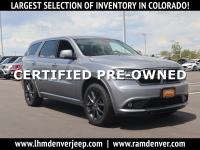 Looking for a clean, well-cared for 2018 Dodge Durango?