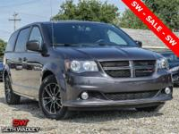 2018 Granite Pearlcoat Dodge Grand Caravan GT FWD