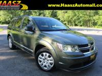 Olive Green 2018 Dodge Journey SE FWD 4-Speed Automatic