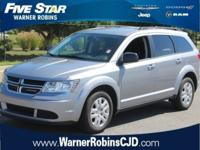 2018 Dodge Journey SE Billet Clearcoat 4D Sport Utility