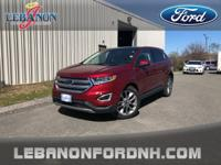 2018 Ford Edge TitaniumAWD ALL INTERNET PRICES ARE
