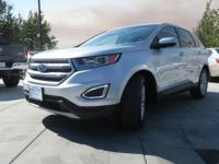 CARFAX One-Owner. Clean CARFAX. 2018 Ford Edge SEL