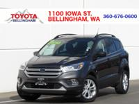 Toyota of Bellingham is proud to offer this. Priced