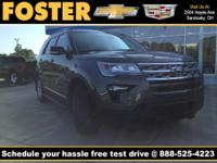 2018 Ford Explorer XLT AWD. Priced below KBB Fair