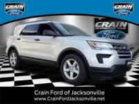 2018 Ford Explorer 2.3L I4 EcoBoost 6-Speed Automatic