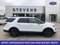 2018 Ford Explorer XLT FWD 6-Speed Automatic with