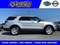 PRICED BELOW NADA RETAIL VALUE OF $31,525. CARFAX ONE