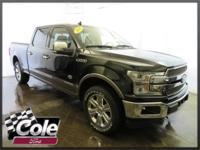 Shadow 2018 Ford F-150 King Ranch 4WD 10-Speed