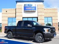 CARFAX One-Owner. Clean CARFAX. Shadow Black 2018 Ford