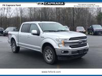 CARFAX One-Owner. Ingot Silver Metallic 2018 Ford F-150