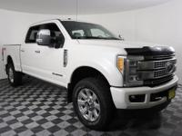 Check out this gently-used 2018 Ford Super Duty F-350