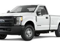 2018 Ford F-350 Super Duty Crew Cab Powerstroke Diesel
