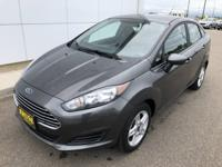 2018 Ford Fiesta SE FWD Clean Service Record, 5 Speed