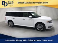 2018 Ford Flex Limited with Leather and NAV for sale -