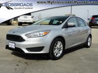 ***Just Traded In! Hatchback***Crossroads Hyundai is