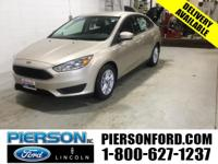 GET USED PRICING ON THIS NEW FOCUS!  - 4 Cylinder