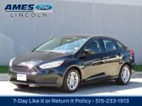You'll enjoy our 2018 Ford Focus SE Sedan brought to