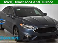 CARFAX One-Owner. Clean CARFAX. This 2018 Ford Fusion