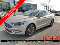 *2018 FORD FUSION TITANIUM*This Ford Fusion has a
