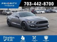 2018 Ford SHELBY GT350 Lead Foot Gray / Ebony Suede