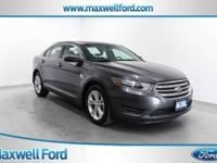 This 2018 Ford Taurus SEL is offered to you for sale by