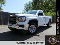 From work to weekends, this White 2018 GMC Sierra 1500