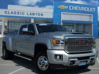 CARFAX One-Owner. Quicksilver Metallic 2018 GMC Sierra