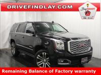 2018 GMC Yukon Denali 22 Wheel, Power Boards Black