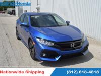 2018 Honda Civic EX Recent Arrival!Cloth. CARFAX
