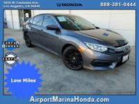 LIKE NEW!!! Check out this low mile, Carfax 1-Owner,