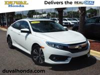 Recent Arrival! This 2018 Honda Civic EX-T in Taffeta