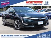 CARFAX One-Owner. Clean CARFAX. Blue 2018 Honda Clarity
