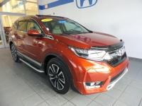 2018 Honda CR-V Touring CARFAX One-Owner. ***HONDA