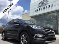 INFINITI OF MACON IS OFFERING THIS 2018 Hyundai Santa