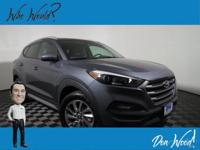 CARFAX One-Owner. Tucson SEL AWD, 4D Sport Utility,