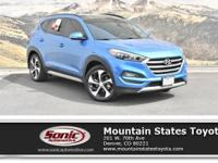 Look at this 2018 Hyundai Tucson Value. Its Automatic