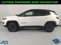 2018 Jeep Compass Trailhawk 4WD 2.4L I4 9-Speed