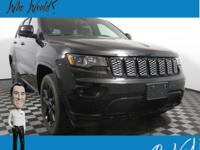 CARFAX One-Owner. Clean CARFAX. Grand Cherokee Altitude