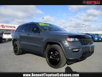 2018 Jeep Grand Cheroke 4WD Altitude Upland, Automatic