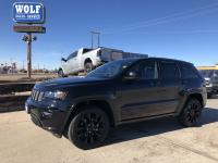 Come see this 2018 Jeep Grand Cherokee Altitude. Its