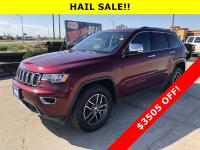 Look at this 2018 Jeep Grand Cherokee Limited. Its