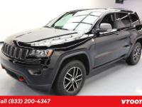 3.6L V6 Engine, Trailhawk Leather/Suede Seats,