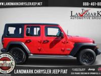 Be on top of your game with our fantastic 2018 Jeep