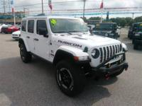 Recent Arrival! 2018 Jeep Wrangler Unlimited Rubicon