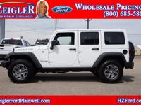 16K - NAVIGATION - 4X4 - RUBICON EDITION - HEATED SEATS