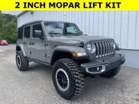New Price! Dealer Demo with Mopar 2 inch Lift Kit and