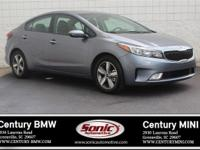 * One Owner * Clean Carfax * 2018 Kia Forte S ! Boasts