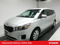3.3L V6 Engine, Leather Seat, 8-Passenger Seating,