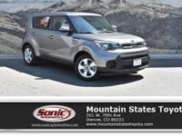 Check out this 2018 Kia Soul . Its Automatic